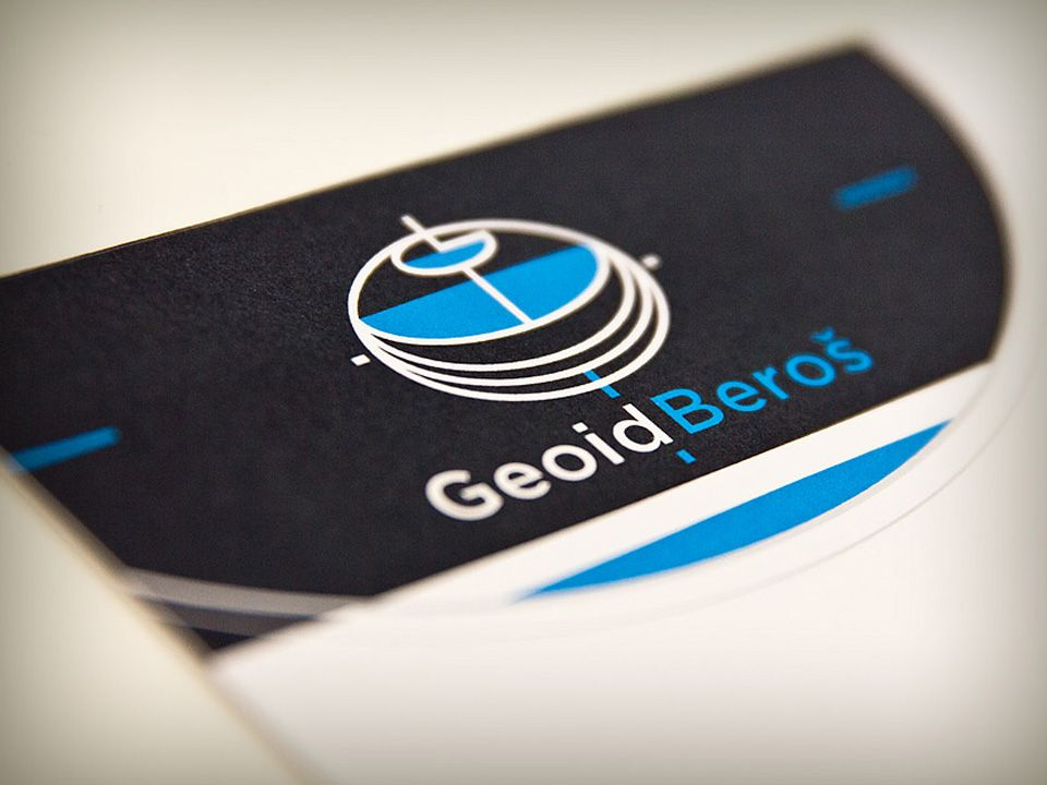 Geoid Beroš corporate identity