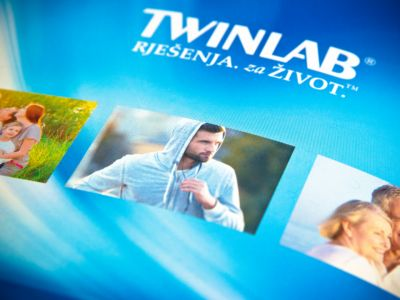 Twinlab brand product catalog