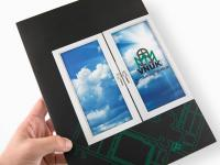 VNUK business folder