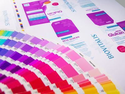 Graphic prepress