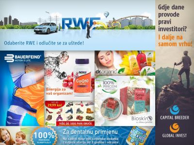 Web banners design